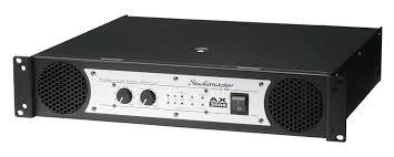 studiomaster ax3500